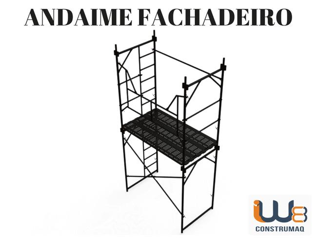Andaime Fachadeiro