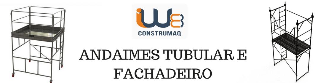Andaimes Tubular e Fachadeiro Preço de Fábrica